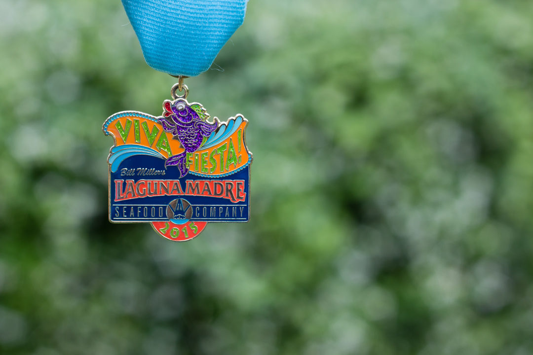 Laguna Madre Fiesta Medal 2015