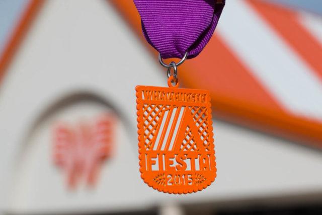 Whataburger 2015 Fiesta Medal