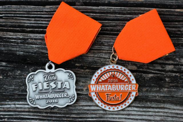2016 Fiesta Medal Whataburger