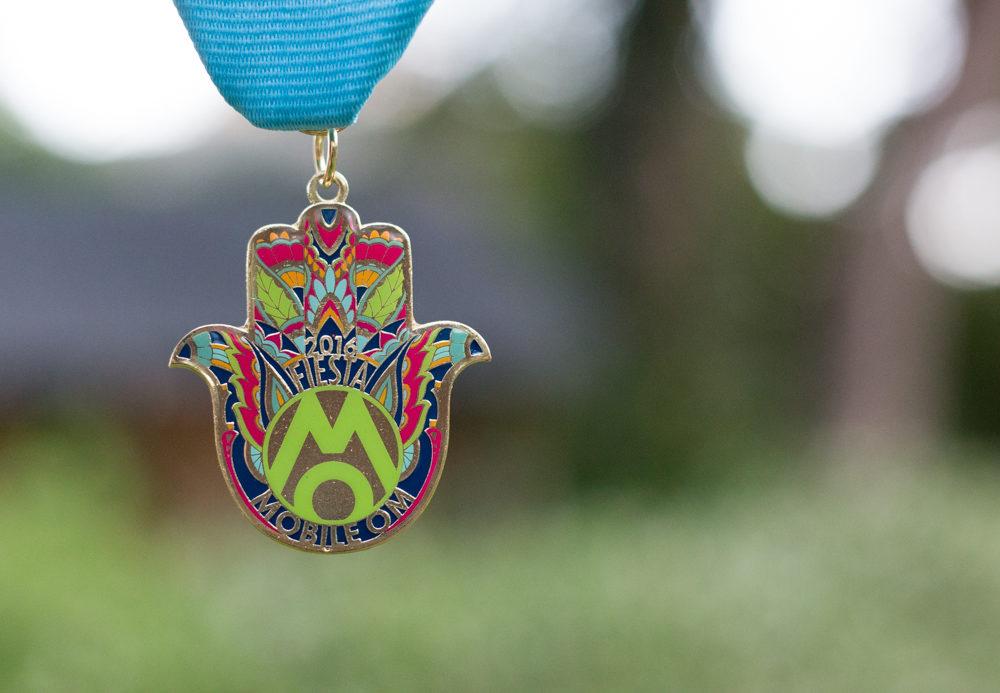 Mobile Om Fiesta Medal 2016