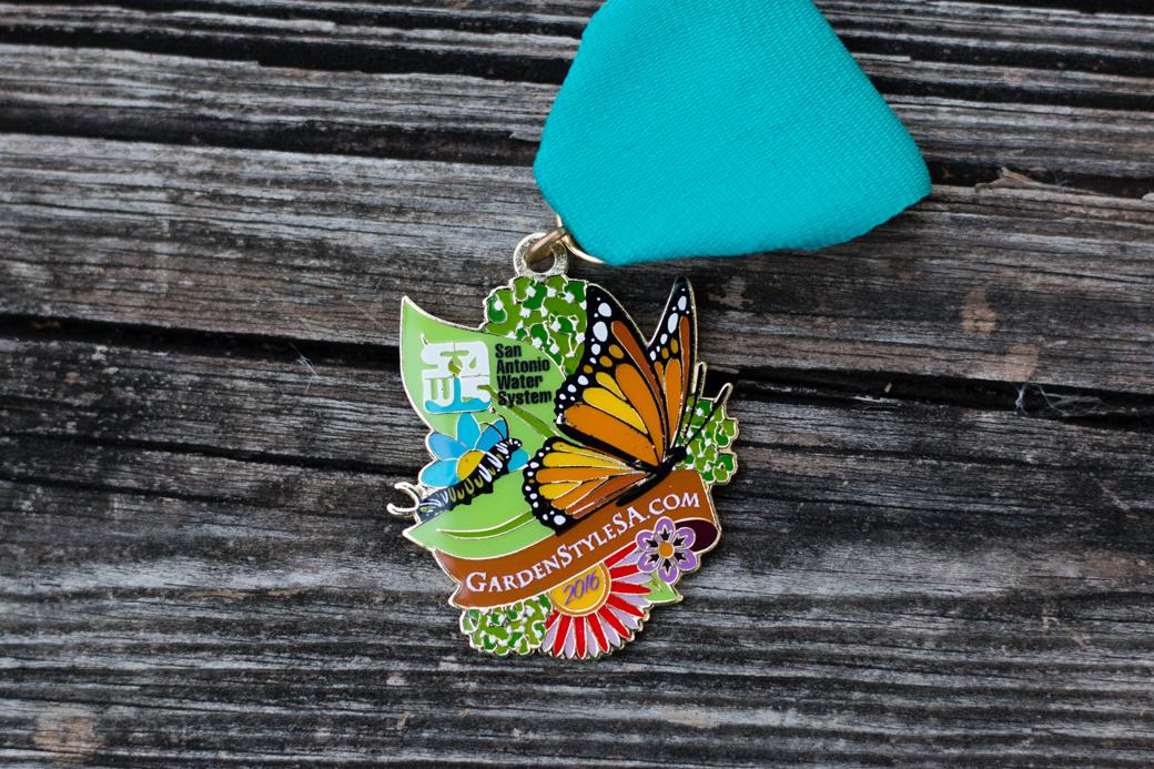 2016 Fiesta Medal SAWS 3