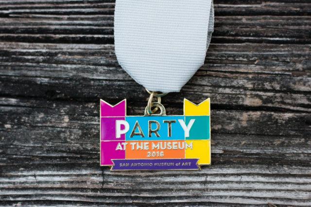 2016 Fiesta Medal San Antonio Museum of Art