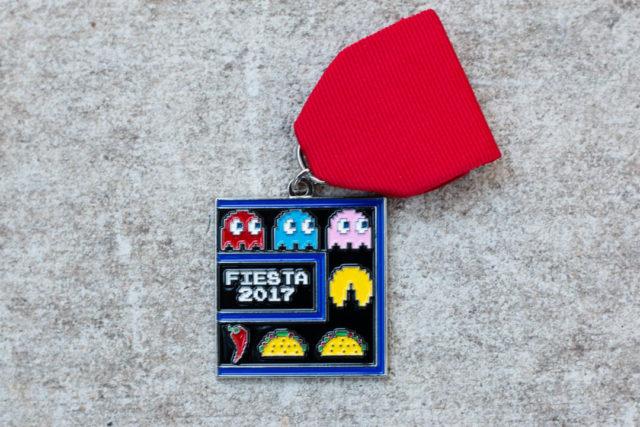 Fiesta Medal Guide Taco Pacman Tony Infante 2017 Fiesta Medal SA Flavor-3