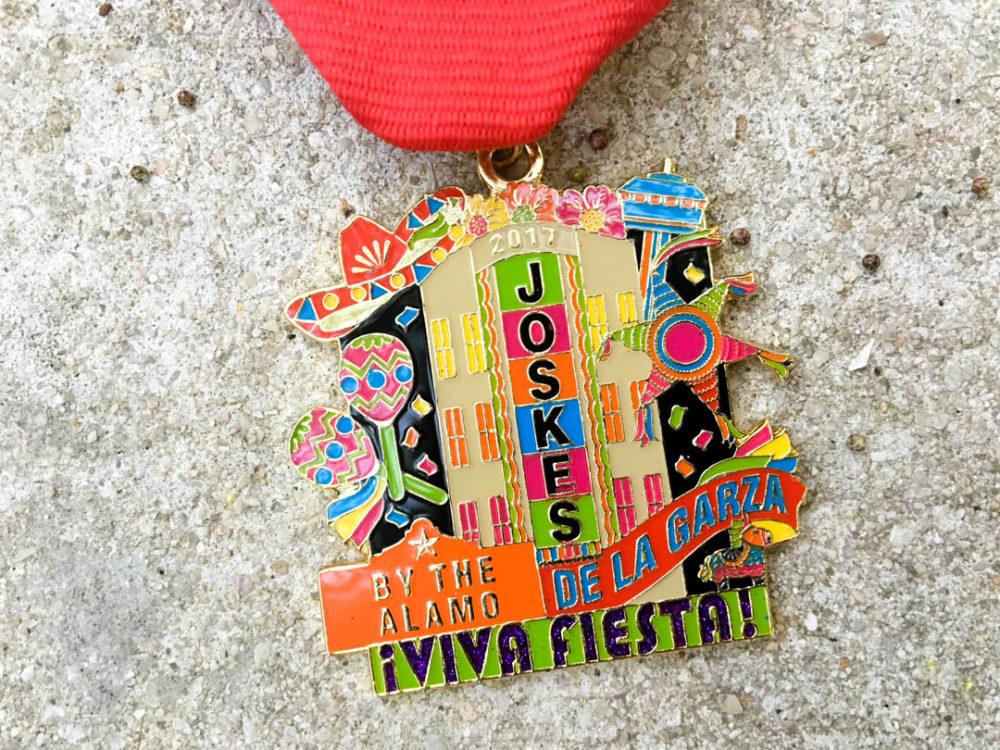 Joske's Fiesta Medal 2017