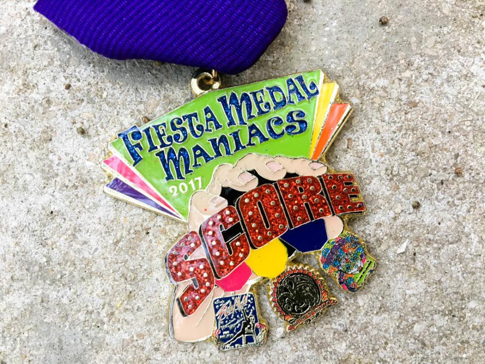 Fiesta Medal Maniacs Fiesta Medal 2017