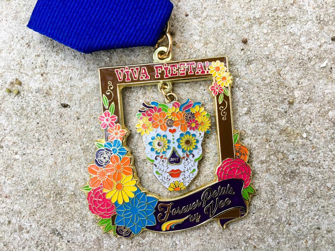 Forever Petals by Vee Fiesta Medal 2017