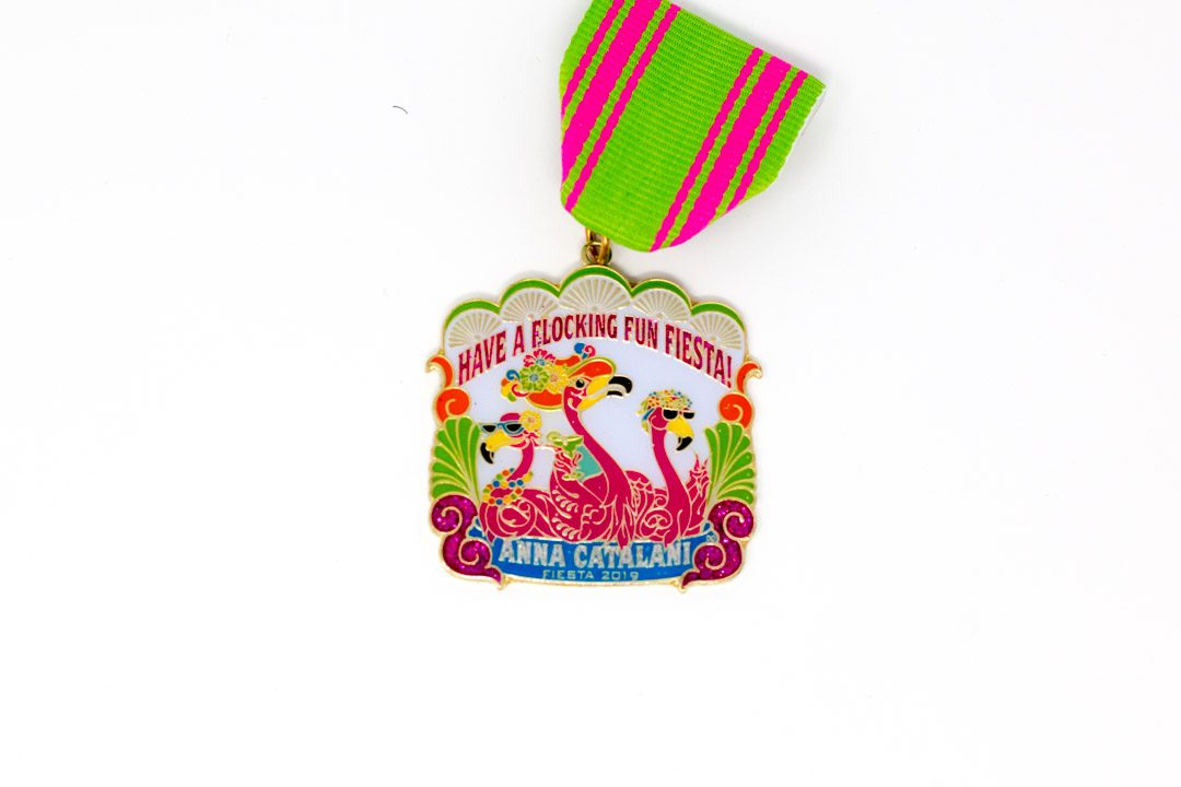 Anna Catalani Fiesta Medal 2019