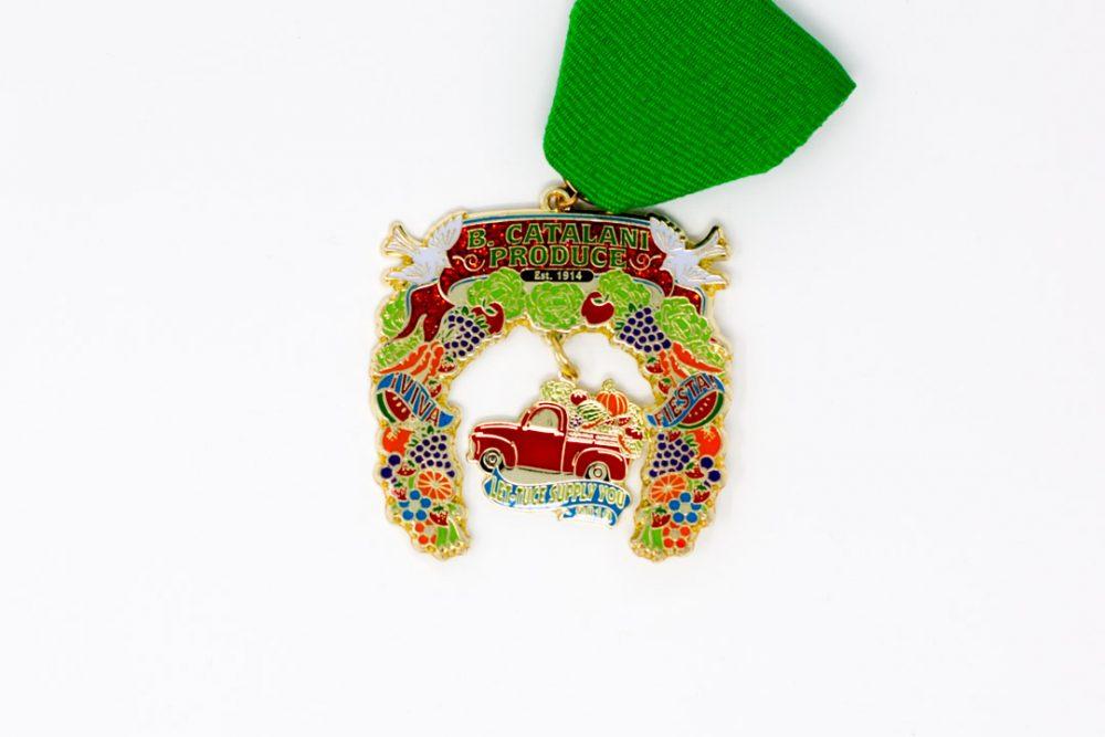 B. Catalini Produce Fiesta Medal 2019