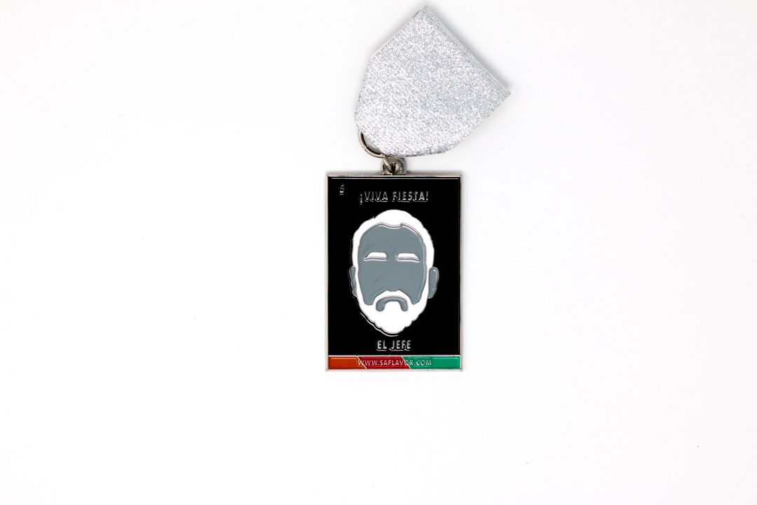 SA Flavor Spurs Fiesta Medal Collection