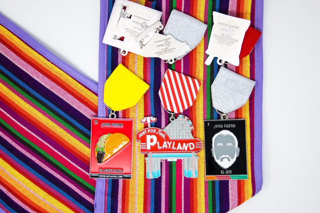 Fiesta Medal Sash How To Fiesta Medal 2019 SA Flavor-1