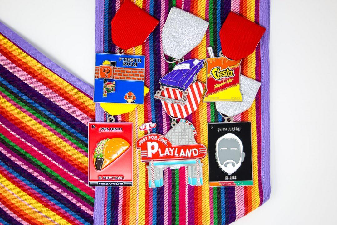 Fiesta Medal Sash How To Fiesta Medal 2019 SA Flavor-2