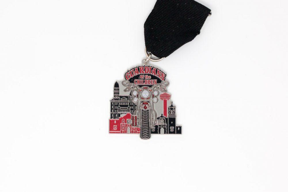 Guardians of the Children Fiesta Medal 2019