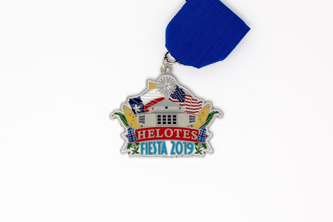 Helotes Fiesta Medal 2019