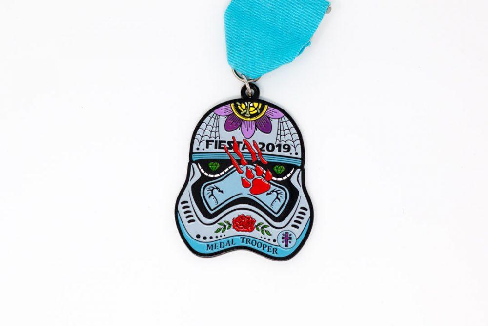 James McLean Storm Trooper Fiesta Medal 2019