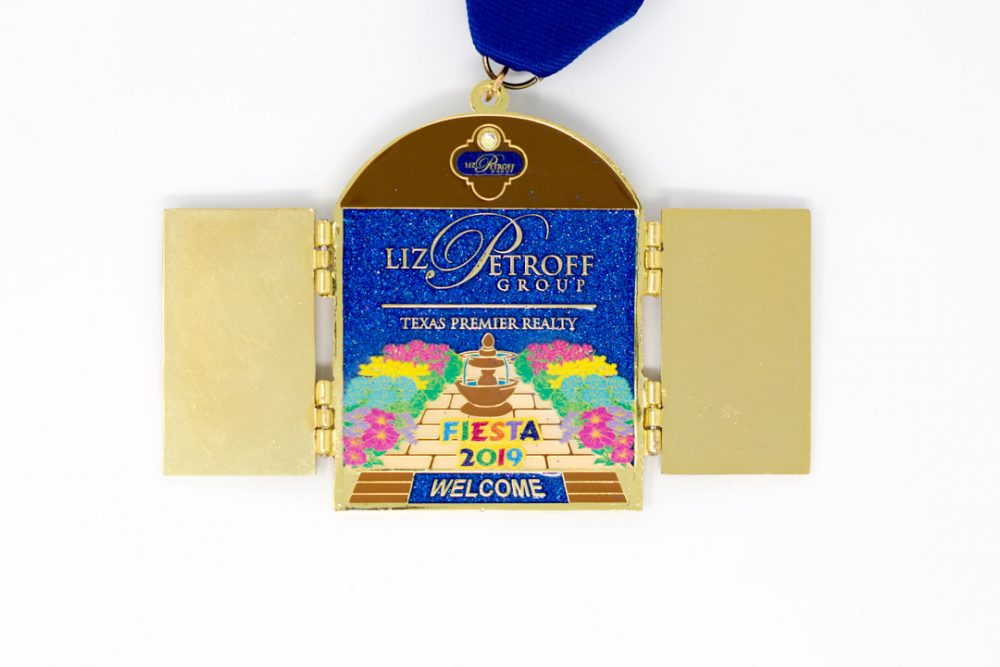 Liz Petroff Welcome Fiesta Medal 2019