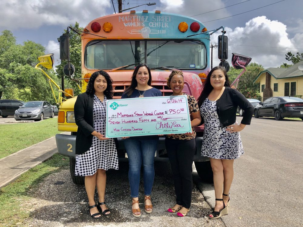 Partying with a Purpose: SA Flavor Fiesta Medal Donations Totaled $45,000 in 2019